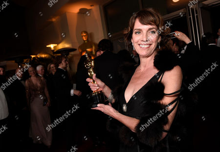 Stock Photo of Dana Perry attends the Governors Ball after the Oscars, in Los Angeles