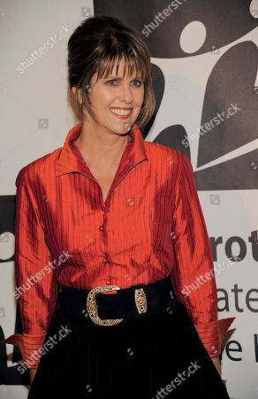 Actress Pam Dawber poses at the Big Brothers Big Sisters of Greater Los Angeles' 2013 Rising Stars Gala at the Beverly Hilton Hotel on in Beverly Hills, Calif