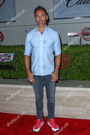 Steve Nash attends the BODY at ESPYs party held at Milk Studios on in Los Angeles