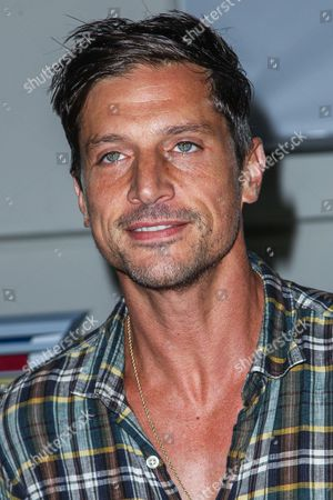 Simon Rex attends the BODY at ESPYs party held at Milk Studios on in Los Angeles