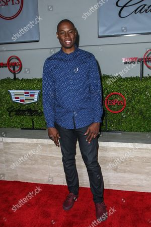 Robbie Jones attends the BODY at ESPYs party held at Milk Studios on in Los Angeles