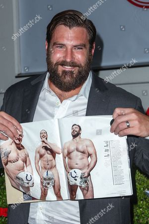 Todd Herremans attends the BODY at ESPYs party held at Milk Studios on in Los Angeles
