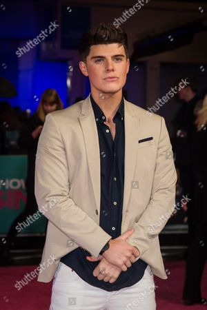 Editorial photo of Britain How To Be Single Premiere, London, United Kingdom