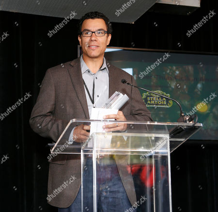 Peter Nicks attends the Film Independent Spirit Awards Luncheon at BOA Steakhouse, in West Hollywood, Calif