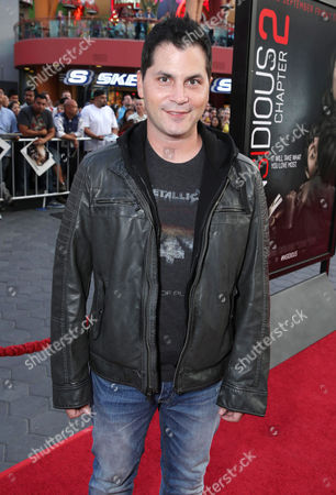 Adam Green seen at 'Insidious Chapter 2' World Premiere, on Tuesday, Sep, 10, 2013 in Los Angeles