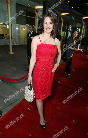 """Beata Dalton at FilmDistrict's World Premiere of """"Dead Man Down"""" held at the ArcLight Hollywood, on in Los Angeles"""