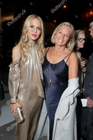 "Rachel Zoe and Kelly Meyer seen at Focus Features Los Angeles Special Screening of ""Nocturnal Animals"" after party at Hammer Museum, in Los Angeles"