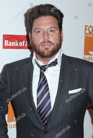 Chef Scott Conant attends the Food Bank For New York City Can-Do Awards Dinner at Cipriani Wall Street, in New York