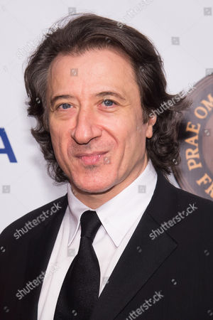 Federico Castelluccio attends the Friars Club Entertainment Icon Award ceremony honoring Martin Scorsese at Cipriani Wall Street, in New York