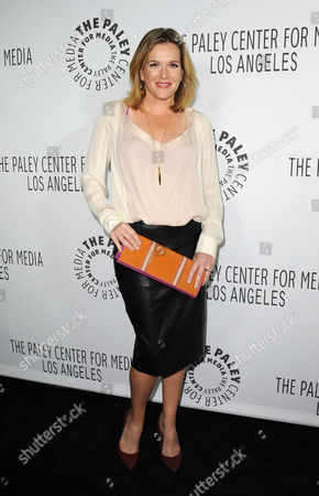 Catherine Dent attends the 2013 Benefit Gala Honoring FX Networks with the Paley Prize for Innovation and Excellence on in Los Angeles