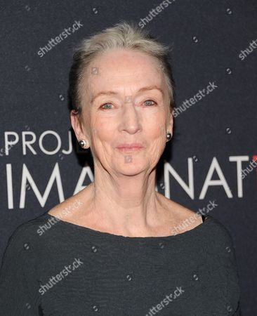 "Kathleen Chalfant attends the global premiere of Canon's ""Project Imaginat10n"" Film Festival at Alice Tully Hall on in New York"