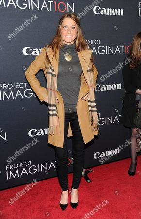 """Editorial photo of Global Premiere of Canon's """"Project Imaginat10n"""" Film Festival -, New York, USA"""