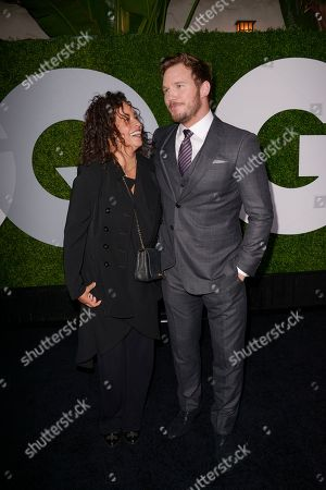Editorial picture of GQ Men Of The Year Party, West Hollywood, USA