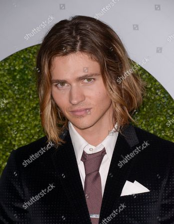 Actor Will Peltz attends the 2014 GQ Men of the Year Party at Chateau Marmont in Los Angeles on