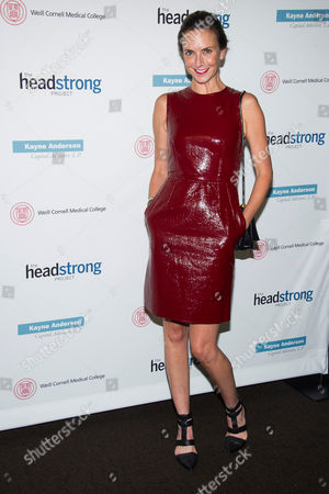 Stock Picture of Jill Demling attends the Headstrong Project Words of War benefit on in New York