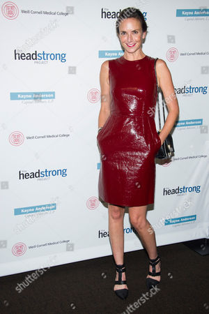 Editorial picture of Headstrong Project Words of War Benefit, New York, USA