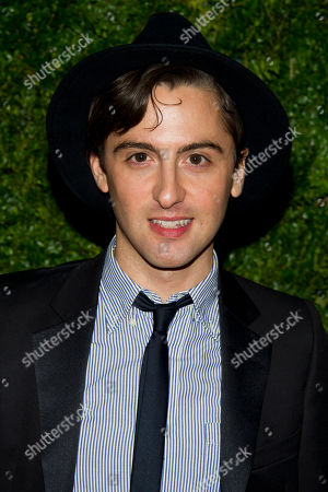 """Eddie Borgo attends the premiere of the documentary film """"In Vogue: The Editor's Eye"""" on in New York"""