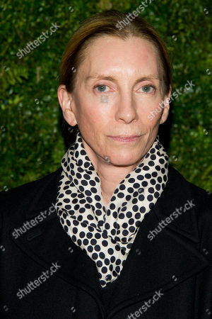 """Tonne Goodman attends the premiere of the documentary film """"In Vogue: The Editor's Eye"""" on in New York"""