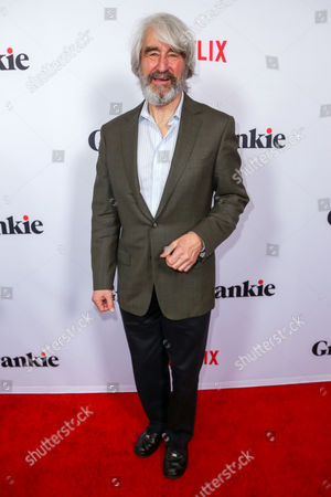 """Sam Waterson arrives at the LA Premiere of """"Grace and Frankie"""" at the Regal LA LIVE, in Los Angeles"""