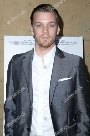 "Editorial image of LA Premiere of ""I Saw the Light"" - Arrivals, Los Angeles, USA"