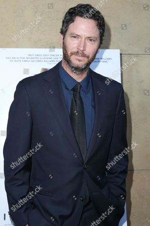 "Will Beinbrink arrives at the LA Premiere of ""I Saw the Light"" at the Egyptian Theatre, in Los Angeles"