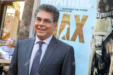 """Sheldon Lettich arrives at the LA Premiere of """"Max"""" at the Egyptian Theatre, in Los Angeles"""