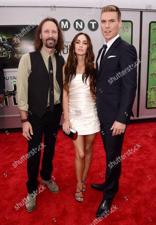 """Editorial photo of LA Premiere of """"Teenage Mutant Ninja Turtles"""" - Red Carpet, Los Angeles, USA"""