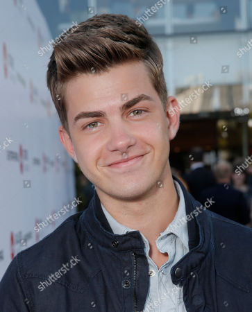Cameron Palatas attends the Leica Los Angeles Grand Opening, on Thursday, June, 20, 2013 in West Hollywood, California