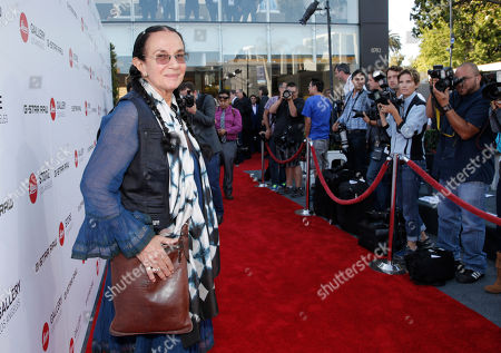 Mary Ellen Mark attends the Leica Los Angeles Grand Opening, on Thursday, June, 20, 2013 in West Hollywood, California
