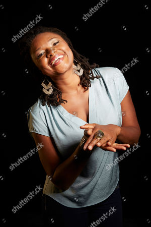 "Lizz Wright poses for a portrait in promotion of her new album ""Freedom & Surrender"" on in NY"