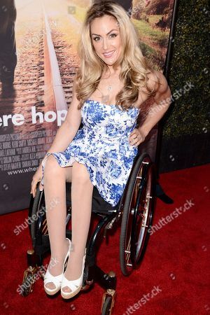 Editorial image of Los Angeles Premiere of Roadside Attractions/Godspeed Pictures 'Where Hope Grows', Hollywood, USA