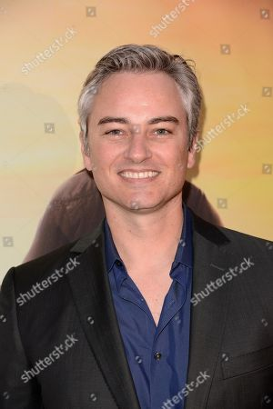 Kerr Smith seen at Los Angeles Premiere of Roadside Attractions/Godspeed Pictures 'Where Hope Grows' at Arclight Cinemas Hollywood, in Los Angeles, CA