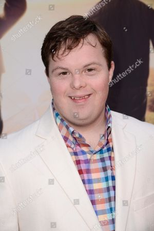 David DeSanctis seen at Los Angeles Premiere of Roadside Attractions/Godspeed Pictures 'Where Hope Grows' at Arclight Cinemas Hollywood, in Los Angeles, CA