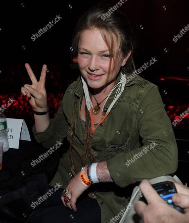 Musician Crystal Bowersox at the Mastercard Priceless Premieres Presents Justin Timberlake event, on at Roseland Ballroom in New York City, New York
