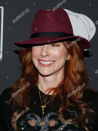 Diane Neal attends the afterparty for Montblanc Presents The 24 Hour Plays at the American Airlines Theater, in New York