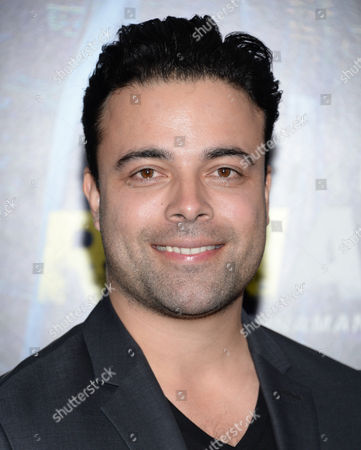 "James Martinez attends the world premiere of ""Run All Night"" at AMC Loews Lincoln Square, in New York"