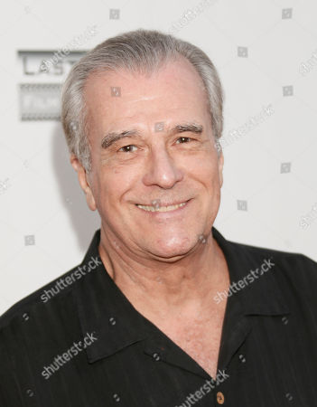 Tom Hallick attends the One Warm Night web series premiere, in Los Angeles
