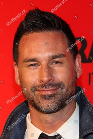 """Writer/director Paul Leyden arrives at the original series """"Cleaners"""" special screening at Sony Pictures Studios on in Culver City, Calif"""