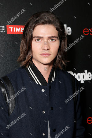 """Will Peltz arrives at the PEOPLE """"Ones to Watch"""" Party at The Line Hotel, in Los Angeles"""
