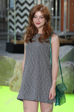 Antonia Clark arrives for the Royal Academy of Art: Summer Exhibition Preview Party at Burlington House, central London