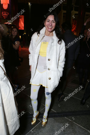 Magda Berliner at Smithsonian Channel's Celebration of Vintage Clothing Mecca The Way We Wore, With New Original Series L.A. FROCK STARS, on in Los Angeles
