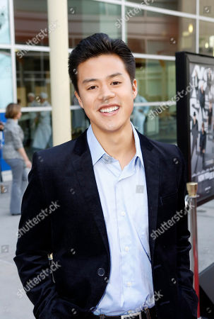 """Tobit Raphael at the Special Los Angeles screening of Summit Entertainment's """"Now You See Me"""", on Thursday, May, 23rd, 2013 in Los Angeles"""