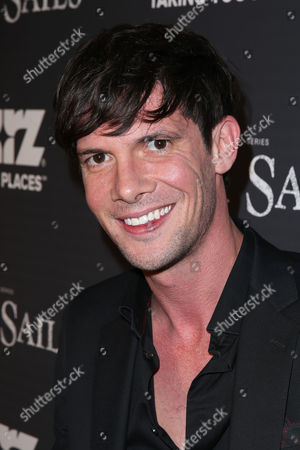 """Toby Schmitz arrives at the Starz """"Black Sails"""" Premiere on in Los Angeles"""