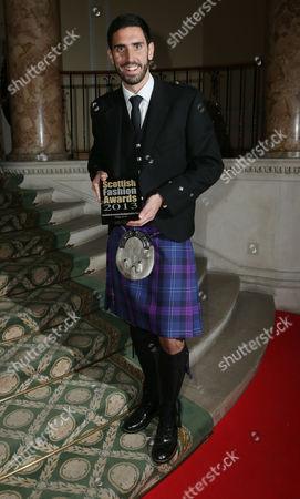 Editorial photo of The 8th Annual Scottish Fashion Awards 2013, London, United Kingdom