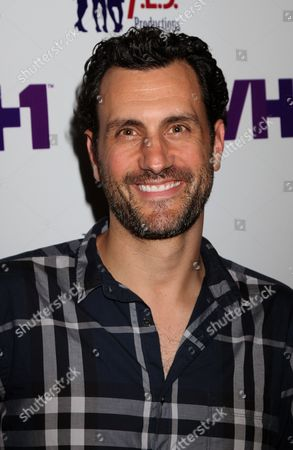 """Writer James LaRosa seen at The Hollywood Confidential Panel Discussion Series - """"Images of African-American Women in Mainstream Media"""" at The Museum of Tolerance on in Los Angeles, California"""