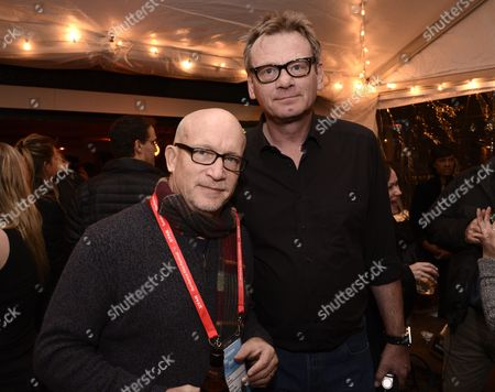Editorial image of The Hollywood Reporter and Hollywood Foreign Press Association Sundance 2015 Party Inside, Park City, USA