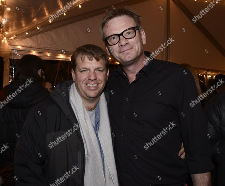 Editorial photo of The Hollywood Reporter and Hollywood Foreign Press Association Sundance 2015 Party Inside, Park City, USA