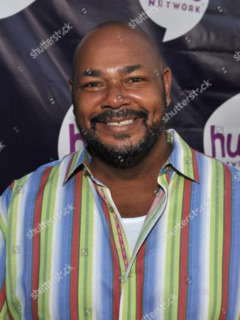 Actor Kevin Michael Richardson attends the Hub Network's TCA at Universal Studios, in Los Angeles