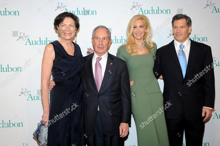 Editorial photo of The National Audubon Society Gala, New York, USA