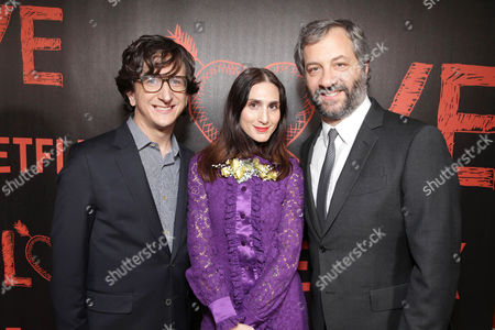 Editorial photo of The premiere of the Netflix original series 'Love', Los Angeles, USA